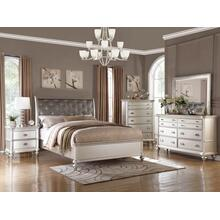 Elegant King Size Bed Frame