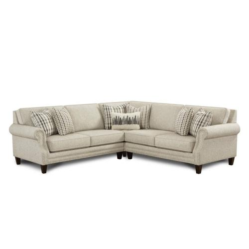 Piper Chase Berber Sectional