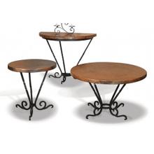 Santa Clara Occasional Table Set