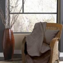 See Details - Ana Taupe Throw