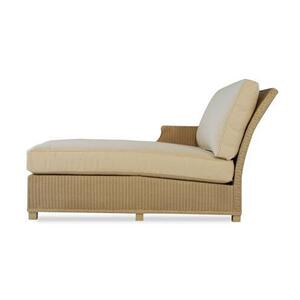 Right Arm Sitting Chaise