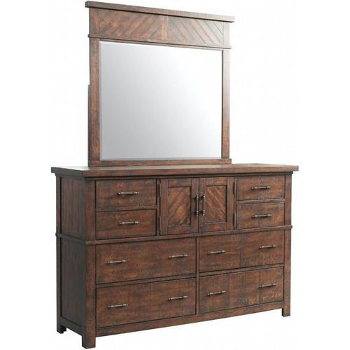 Elements - Jax Bedroom - Mirror