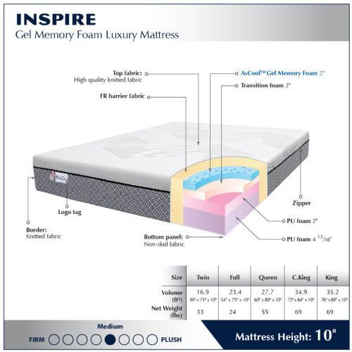 Inspire - Medium