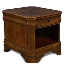 SHERIDAN Cherry End Table  (30-005-20)