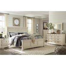 Aria Queen Bed, Dresser, Mirror, Chest and Night Stand
