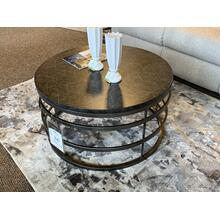 Halo Coffee Table with Matching Side Tables