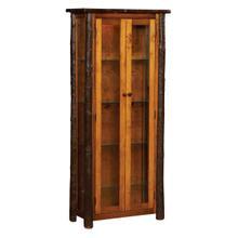 Curio Cabinet w/ Doors