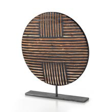 View Product - Horizontal Configuration Questa Carved Wood Sculpture