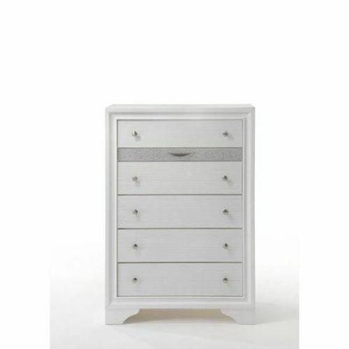 ACME Naima Chest - 25776 - White