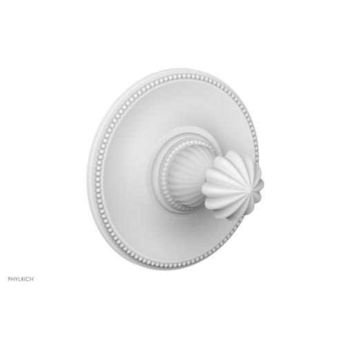 "Phylrich - Georgian & Barcelona 3/4"" Thermostatic Shower Trim TH361 - Satin White"