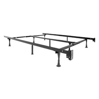 See Details - Structures Universal Bed Frame - Wheels