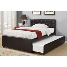 View Product - Twin Size Bed W/ Trundle