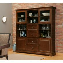HS73P Custom Home Storage Cabinet