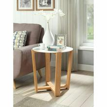 See Details - Tartan Accent Table