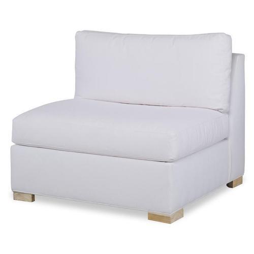 Landon Outdoor Armless Chair