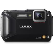 LUMIX DMC-TS5 Wi-Fi Enabled Lifestyle Tough Camera - Blue