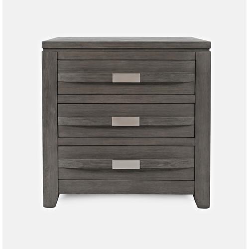 Altamonte King 4pc Set- Bed, Dresser, Mirror, Nightstand