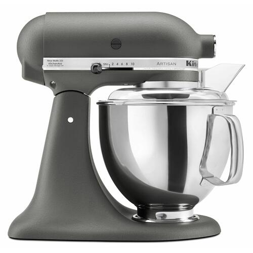 KitchenAid - Artisan® Series 5 Quart Tilt-Head Stand Mixer - Imperial Grey