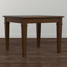 "Custom Dining 38"" Square Dining Table"
