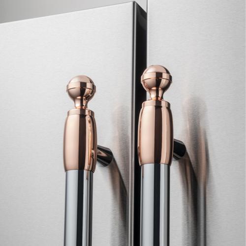 Heritage Decor Set 2 - Polished Copper finish