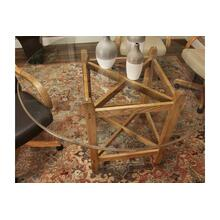 See Details - Fremont Glass Table Top