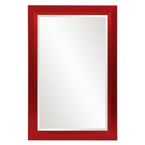 Howard Elliott - Avery Mirror - Glossy Red