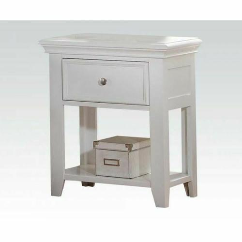 ACME Lacey Nightstand - 30598 - White