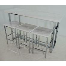 4pc Counter Ht Table Set