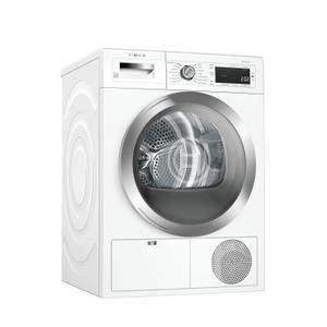 Bosch800 Series Compact Condensation Dryer 24'' WTG865H4UC