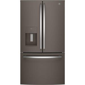 GEGE(R) ENERGY STAR(R) 25.6 Cu. Ft. French-Door Refrigerator