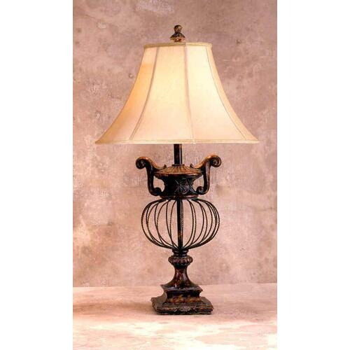 Bernards - Celia Table Lamp