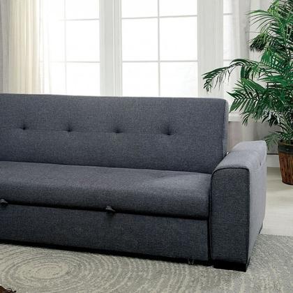 See Details - Reilly Futon Sofa