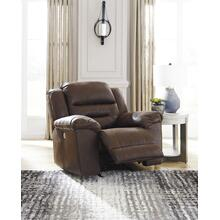Stoneland Power Rocker Recliner Chocolate
