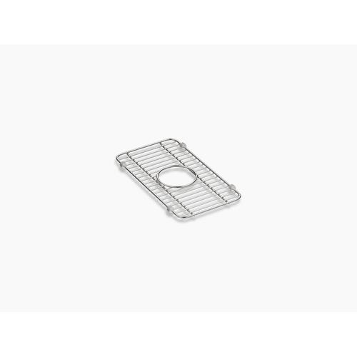 """Stainless Steel Smart Divide Stainless Steel Small Sink Rack, 8-1/4"""" X 14-3/8"""""""