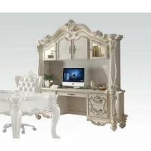 ACME Versailles Computer Desk & Hutch - 92278 - Bone White