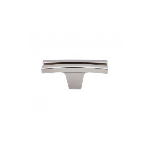 Product Image - Flared Knob 2 5/8 Inch - Polished Nickel