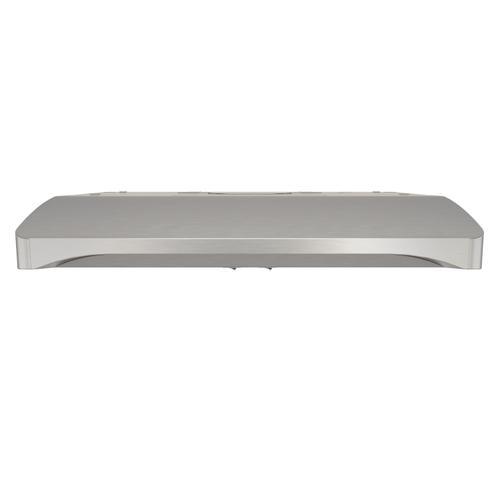 Product Image - Broan® Elite 30-Inch Convertible Under-Cabinet Range Hood, Stainless Steel