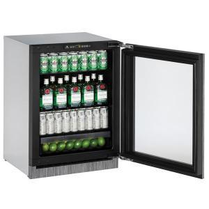 "U-Line24"" Refrigerator With Integrated Frame Finish (230 V/50 Hz Volts /50 Hz Hz)"