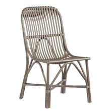 Accent Dining Chair- 2/CTN - Ash Gray Finish