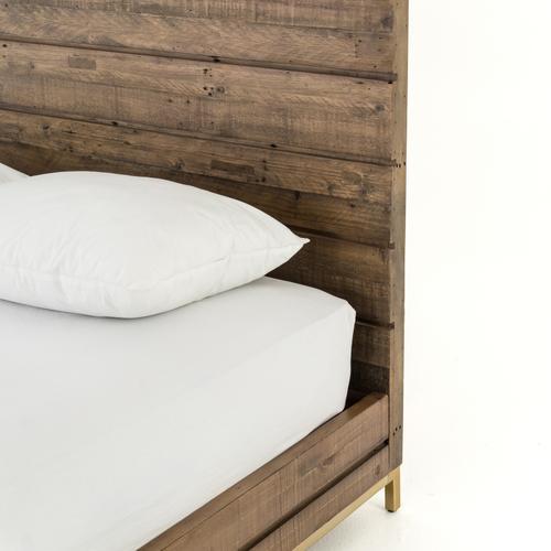 King Size Tiller Bed