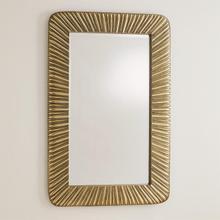 See Details - Valencia Mirror-Antique Brass