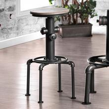 See Details - Foskey Bar Chair (2/box)