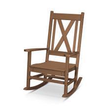View Product - Braxton Porch Rocking Chair in Teak