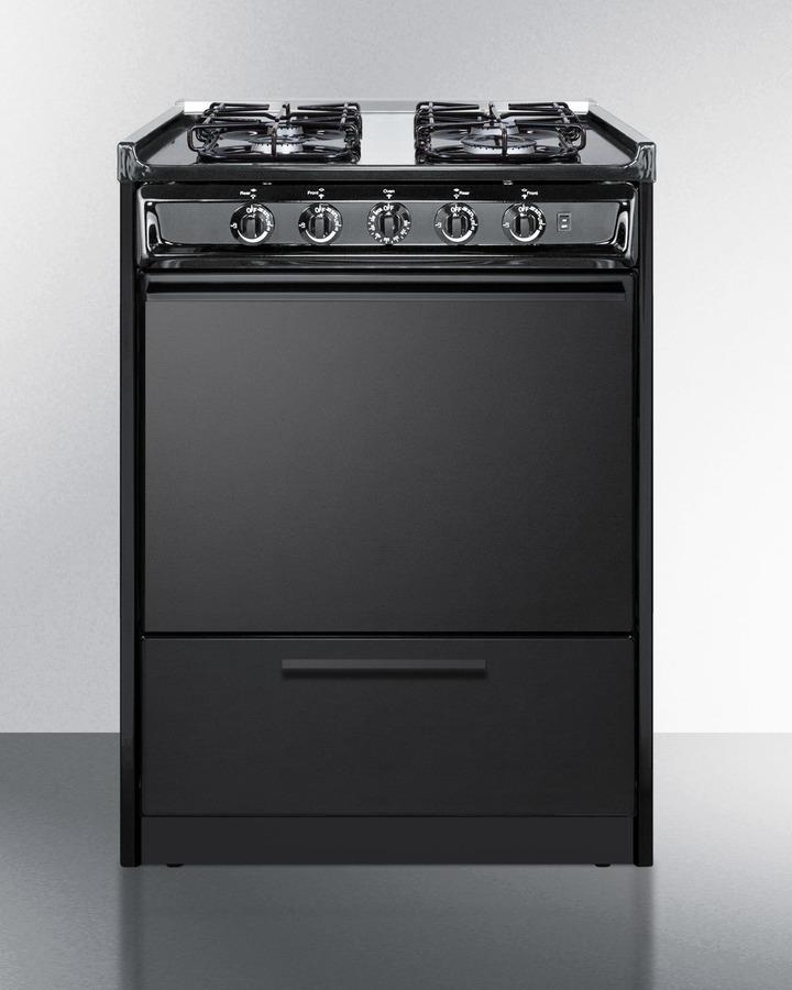 "Summit24"" Wide Gas Range"