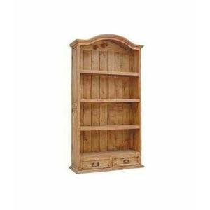 Million Dollar Rustic - Bookcase W/2dwrs
