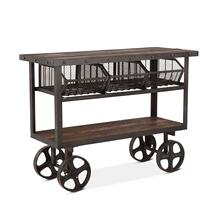Trolley Cart with Storage