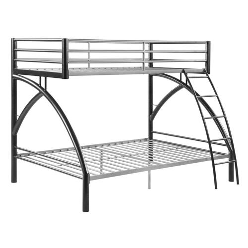 Coaster - Twin-over-full Metal Bunk Bed
