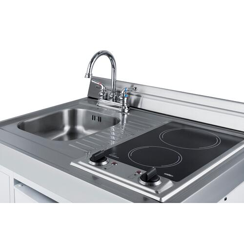 """Product Image - 30"""" Wide All-in-one Kitchenette"""