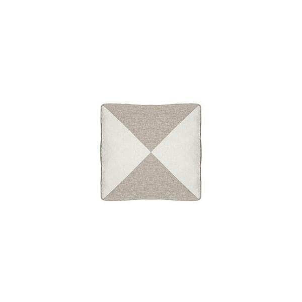 See Details - Welted Square Mitered Pillow