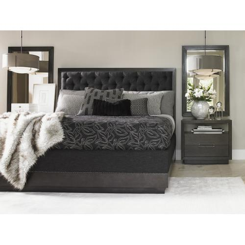 Maranello Upholstered Bed King